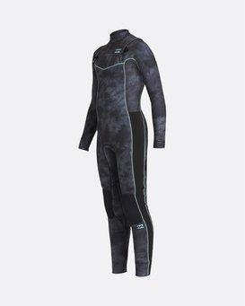 Revolution 5/4mm - Chest Zip Wetsuit for Boys  U45B11BIF0