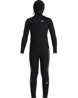Absolute 5/4/3mm - Chest Zip Wetsuit for Boys  U45B91BIF0
