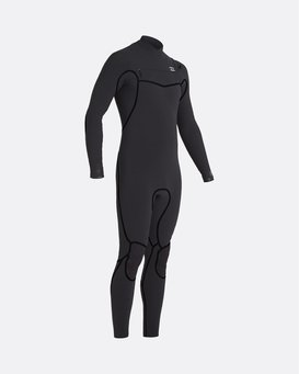 Furnace Carbon 5/4mm - Chest Zip Wetsuit for Men  U45M51BIF0