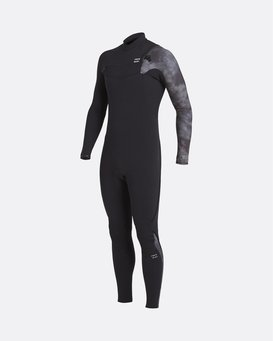 Furnace Carbon 5/4mm Comp GBS - Chest Zip Wetsuit for Men  U45M53BIF0
