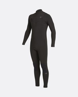 Revolution 5/4mm GBS - Chest Zip Wetsuit for Men  U45M55BIF0