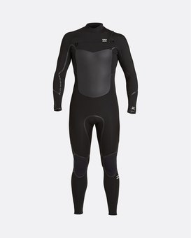 Absolute 5/4mm GBS - Chest Zip Wetsuit for Men  U45M56BIF0