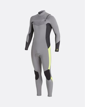 Absolute 5/4mm GBS - Chest Zip Wetsuit for Men  U45M58BIF0