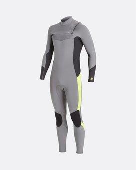 Absolute 5/4mm GBS - Chest Zip Wetsuit for Men  U45M58BIF0