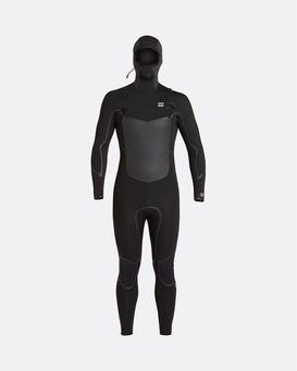 Absolute 5/4mm - Chest Zip Wetsuit for Men  U45M59BIF0