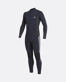 Absolute 5/4mm GBS - Back Zip Wetsuit for Men  U45M60BIF0
