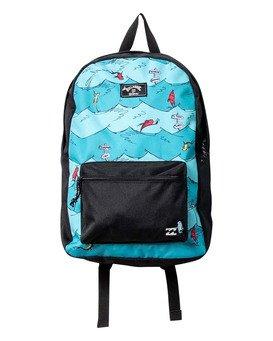 Dr Seuss 1 Fish2 Fish All Day - Backpack for Men  U5BP18BIF0