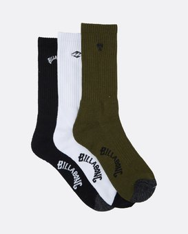 Mixed - Crew Socks for Men  U5SO02BIF0