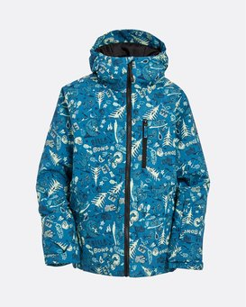 All Day - Jacket for Boys  U6JB21BIF0