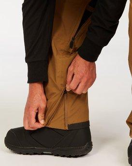 Adventure Division Collection North West Stx - Bib Snow Pants for Men  U6PM20BIF0