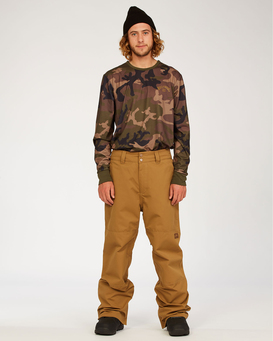 Tuck Knee - Snow Pants for Men  U6PM23BIF0