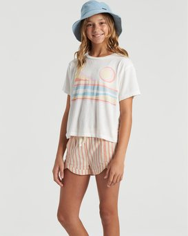 Seaside Dreaming - T-Shirt for Girls  U8SS02BIF0