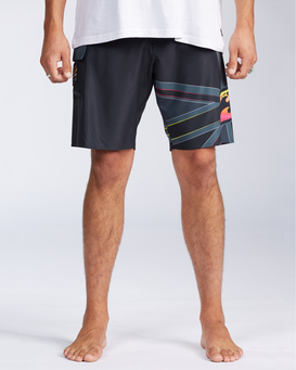 "Showgun AI Pro 18.5"" - Board Shorts for Men  V1BS06BIW0"