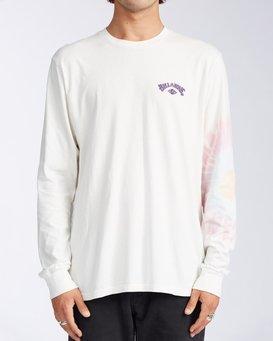 Archwave Tie-Dye - Long Sleeve T-Shirt for Men  V1LS06BIW0