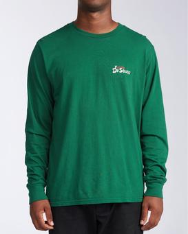 Vacay Grinch - Long Sleeve T-Shirt for Men  V1LS14BIW0