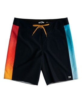 "D Bah Pro 19"" - Recycled Board Shorts for Men  W1BS39BIP1"