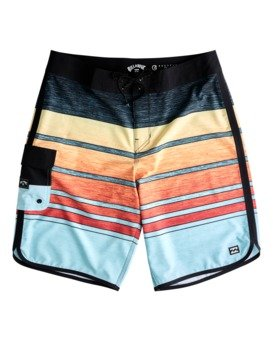 "73 Stripe Pro 19"" - Board Shorts for Men  W1BS43BIP1"