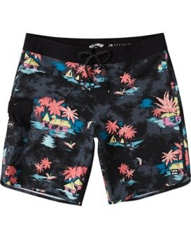 73 Line Up Pro - Board Shorts for Men  W1BS81BIP1