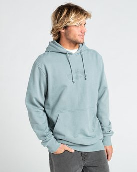 Arch Wave Wash - Hoodie for Men  W1FL11BIP1