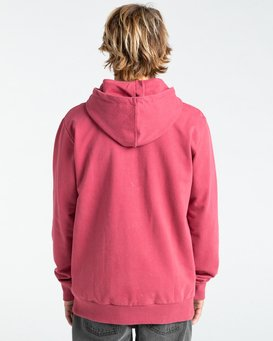 Arch Wave Wash - Hoodie for Men  W1FL11BIP1
