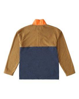 Boundary Lite - Polar Fleece Jacket for Men  W1FL24BIP1