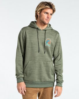 Adventure Division Transition - Hoodie for Men  W1HO16BIP1