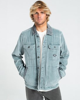 Team - Corduroy Jacket for Men  W1JK01BIP1