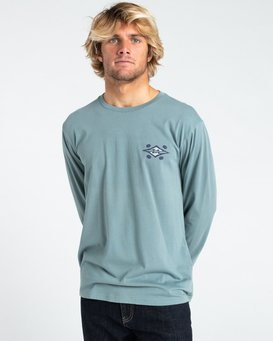 Heritage - Long Sleeve T-Shirt for Men  W1LS10BIP1