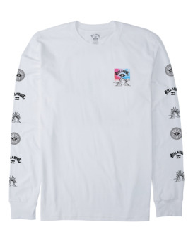 Adventure Division Eyesolation - Long Sleeve T-Shirt for Men  W1LS19BIP1