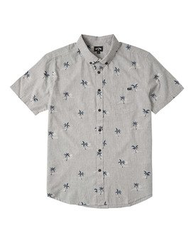 Sundays Mini - Short Sleeve Shirt for Men  W1SH20BIP1