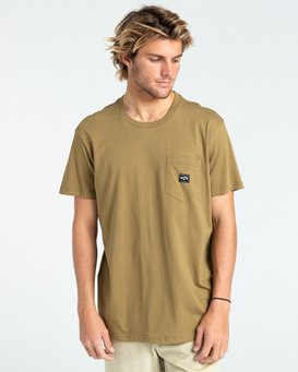 Stacked - T-Shirt for Men  W1SS73BIP1