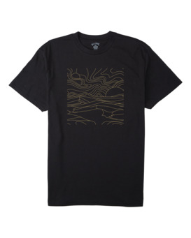 Adventure Division Lines - T-Shirt for Men  W1SS94BIP1