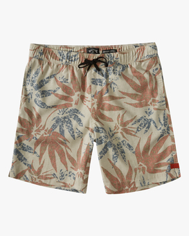 Adventure Division Surftrek Hemp - Recycled Elasticated Shorts for Men  W1WK42BIP1