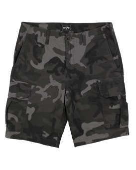 "Scheme Cargo Camo 21"" - Cargo Shorts for Men  W1WK51BIP1"