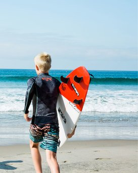 Sundays Pro Boardshorts - Board Shorts for Boys  W2BS20BIP1