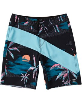 T Street Pro - Board Shorts for Boys  W2BS23BIP1
