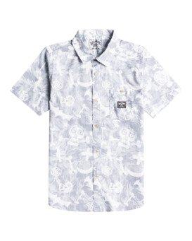 Bad Billy - Short Sleeve Shirt for Boys  W2SH03BIP1