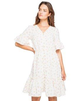 Love Game - Short Sleeve Mini Dress for Women  W3DR12BIP1