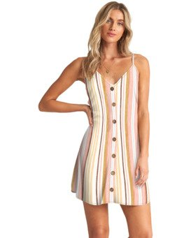 Sweet For Ya - Mini Slip Dress for Women  W3DR46BIP1