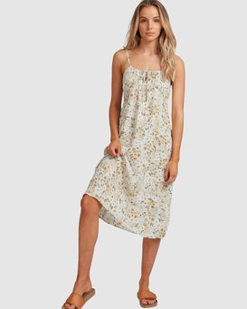 DEL MAR MIDI DRESS  W3DR53BIP1