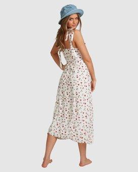 Tie - Midi Dress for Women  W3DR56BIP1