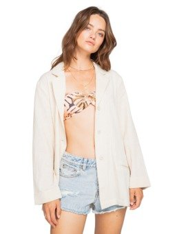 Safari - Reversible Bomber Jacket for Women  W3JK07BIP1