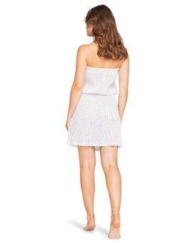 Far Away - Strapless Beach Dress for Women  W3OS07BIP1