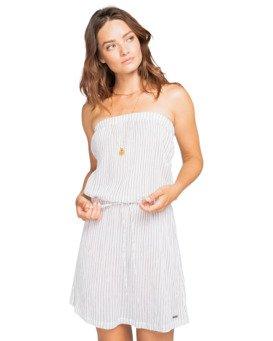 Far Away - Strapless Beach Dress for Women  W3OS07BIP1