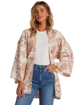 Sweet Summer - Kimono Cover Up for Women  W3OS18BIP1