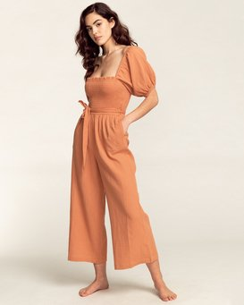 Boardwalker - Short Sleeve Jumpsuit for Women  W3PT21BIP1