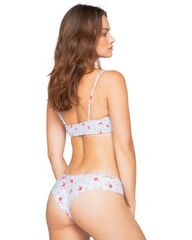 On The Path Tropic - Tie-Side Bikini Bottoms for Women  W3SB14BIP1
