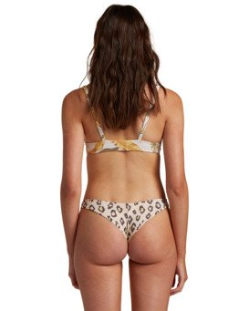 Sweet Sands Tanga - Reversible Bikini Bottoms for Women  W3SB37BIP1