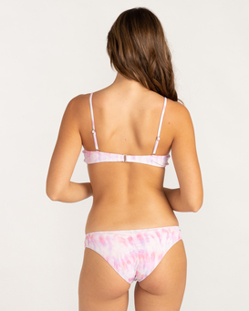 Keep It Mellow Biarritz - Reversible Mini Bikini Bottoms for Women  W3SB73BIP1