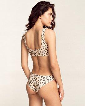 Sweet Sands Tropic - Reversible Mini Bikini Bottoms for Women  W3SB77BIP1
